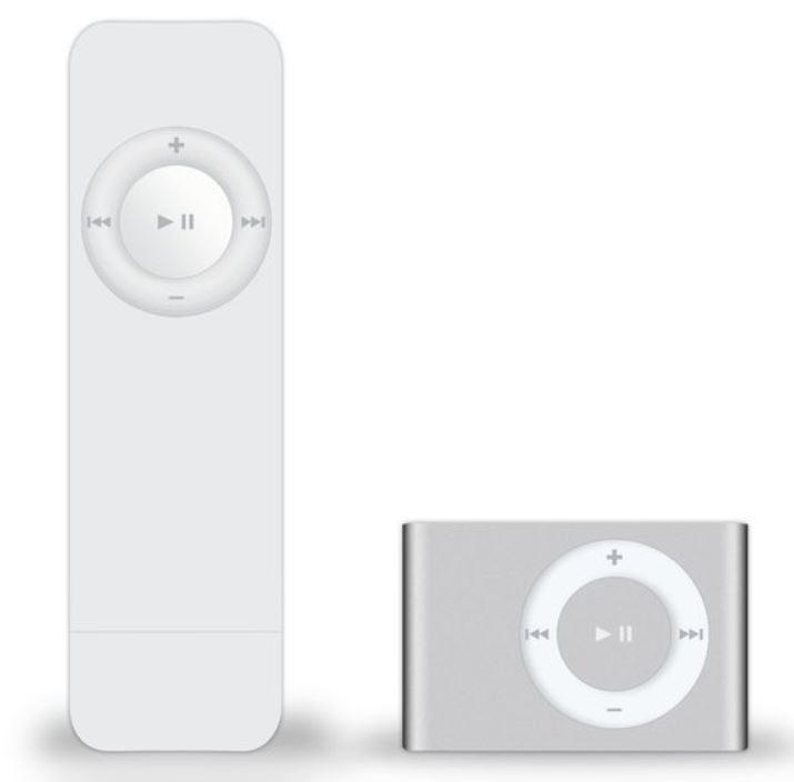 iPodshuffle発売