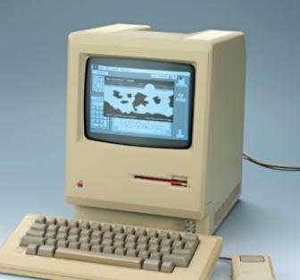 "<spanid=""macintosh""></span>初代Macintosh発売"