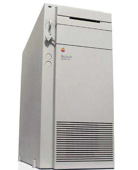 「MacintoshQuadra」「MacintoshCentris」「MacintoshPerforma」を発売