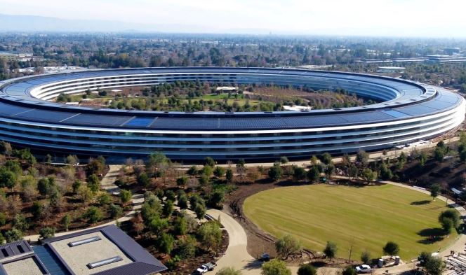 米国新社屋ApplePark(アップル・パーク)完成