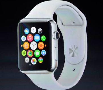 AppleWatchを発表
