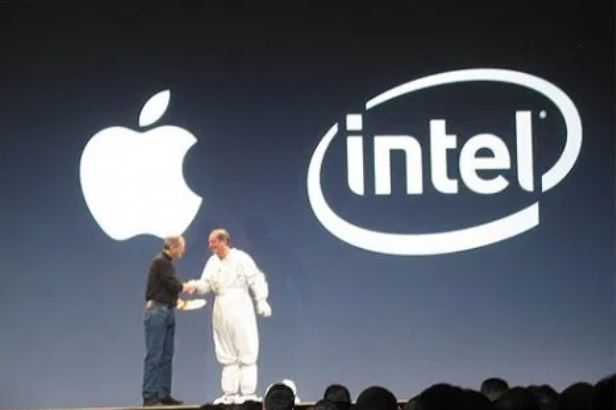インテル製CPUへの移行
