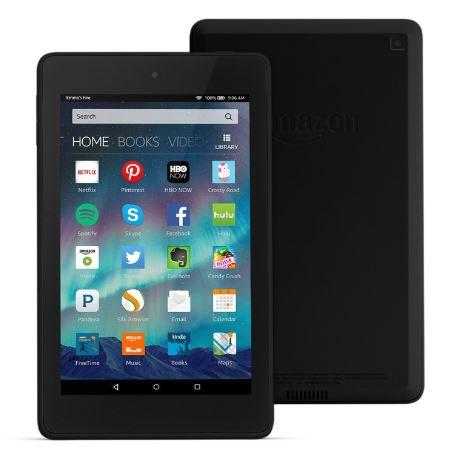 9月電子書籍リーダー「KindleFireHD」を発表。