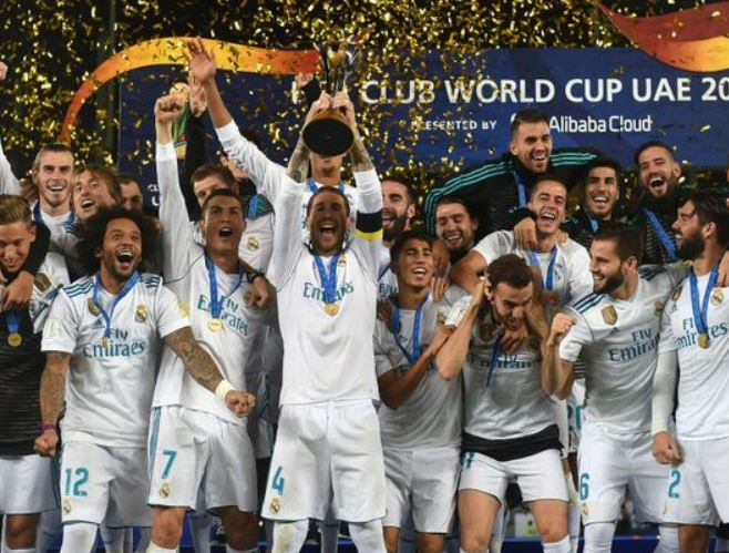 FIFAクラブワールドカップの冠スポンサーに就く