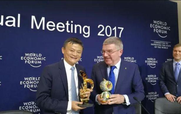 2018年より2028年までの10年契約で国際オリンピック委員会(IOC)の13社目のワールドワイドパートナーに