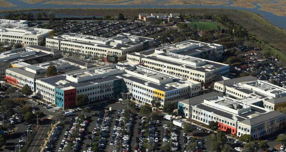 本社をメンローパークのサン・マイクロシステムズ跡地に移動