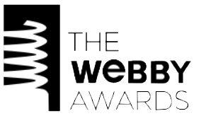 Webby(ウェビー)賞を受賞