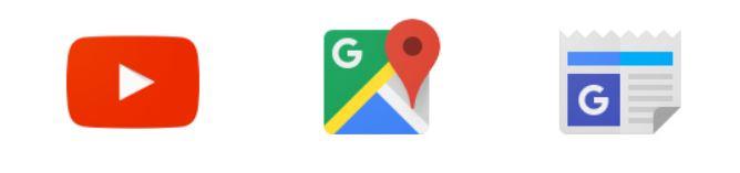 googleのサービス群