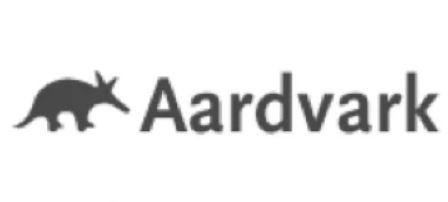 Aardvarkを買収