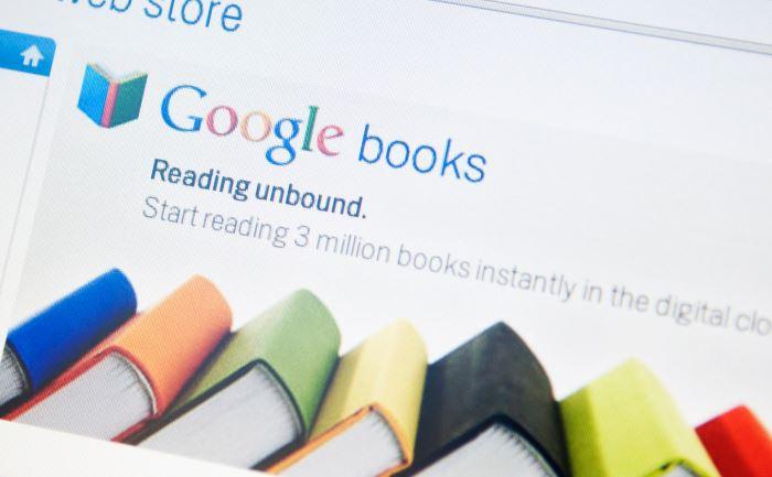 GoogleBooksのサービス提供開始