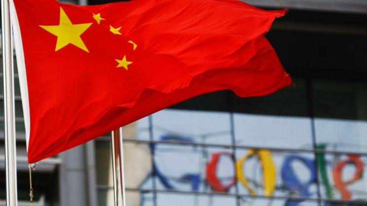 グーグルが中国政府の検閲を受け入れた検索サービスを開発する「ドラゴンフライ計画」を推し進めてることが暴露され、抗議を受ける