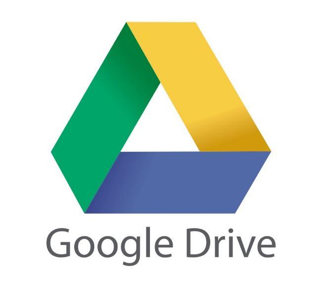 Googleドライブのサービス開始