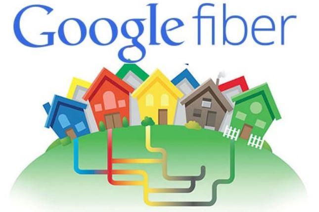 GoogleFiberを発表