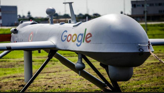 AIと画像認識技術をドローン映像の解析に活用するProjectMavenは、Googleの多くの社員が反対した