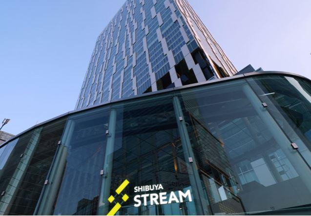 米グーグルの日本法人は、渋谷駅東口の複合施設渋谷ストリームに新オフィスを開設