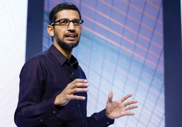 <span id='sundarpichai'></span>サンダー・ピチャイ(SundarPichai)がのGoogle入社