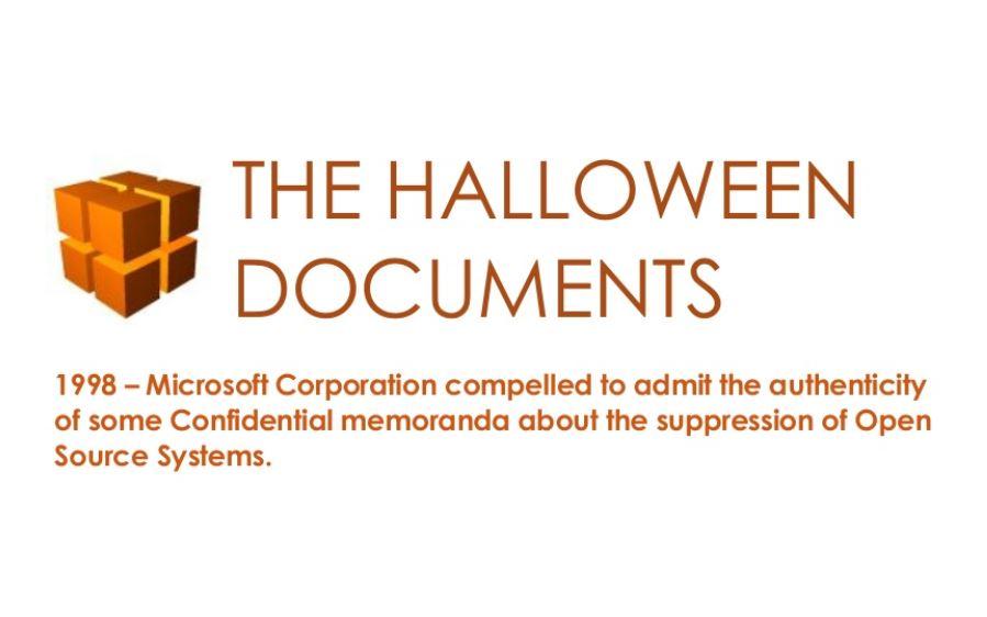 オープンソースに対するマイクロソフトの姿勢を記した、ハロウィーン文書がメディアに大きく取り上げられる