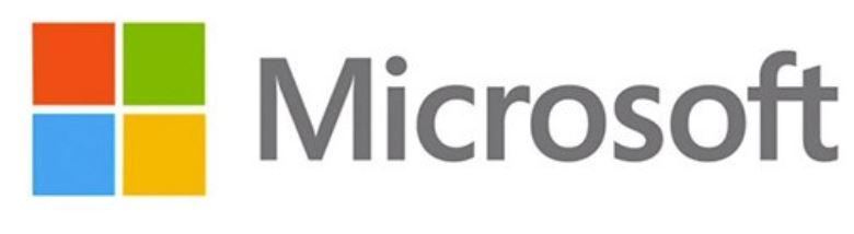 マイクロソフトが新しい社名ロゴを発表