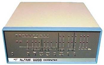 MITS社 Altair 8800