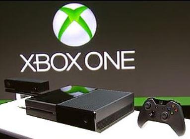 XboxOneを発売