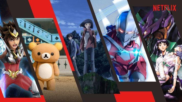 日本発のアニメ作品を配信していくことを発表