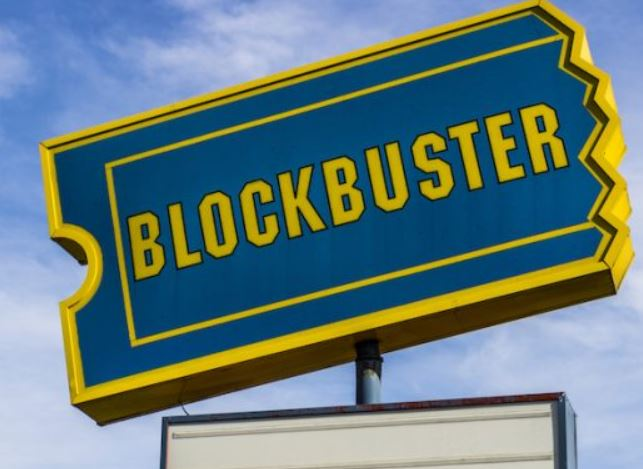 ブロックバスターとの買収交渉