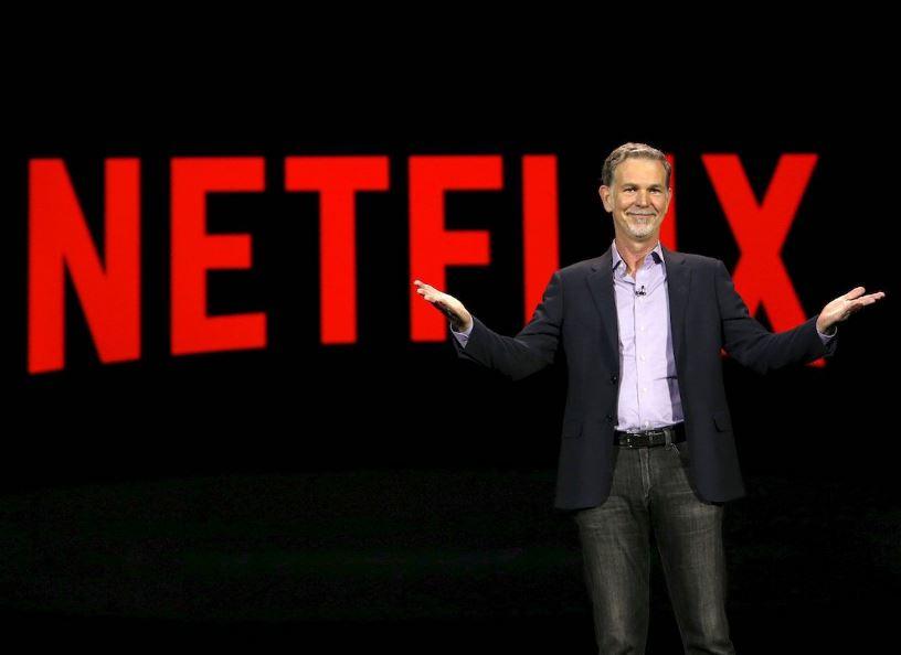 Netflix コンテンツ鑑定人