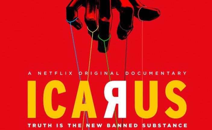 Netflixオリジナル作品「イカロス」がアカデミー賞で長編ドキュメンタリー賞を受賞。