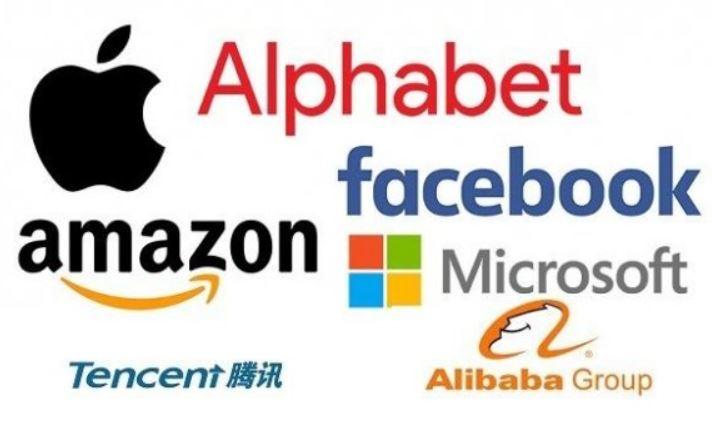 アジアの企業で初めて5000億ドルを突破